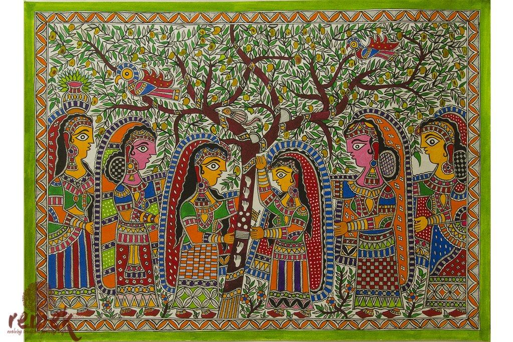 Trees in Indian Mythology and Spirituality